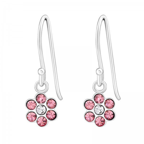 Earrings ER-APS1263 CRY/LT.ROSE/26803