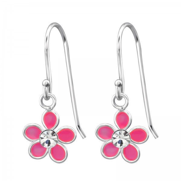 Earrings ER-EP-FLW1 PK/15135