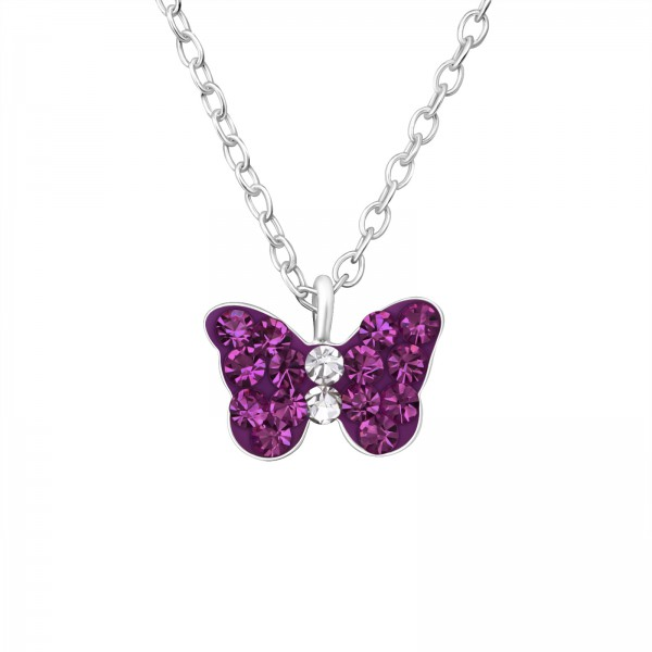Necklace FORZ25-TOP-APS1261 AM/CRY/37605