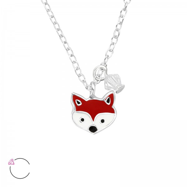 Necklace FORZ25-TOP-APS1663-N1-BD5328-3M-CRY SWR/32742