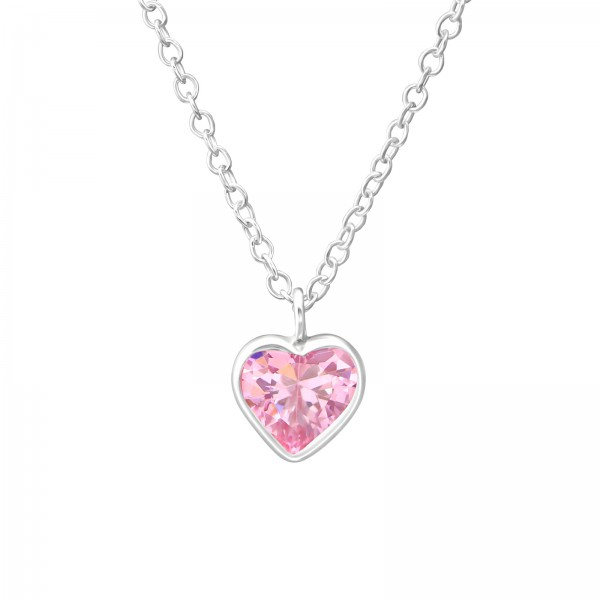 Necklace FORZ25-TOP-CZA-H6/35275