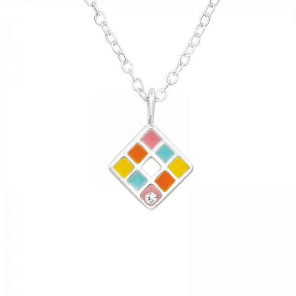 Necklace FORZ25-TOP-JB13488-N2/CRY/40228