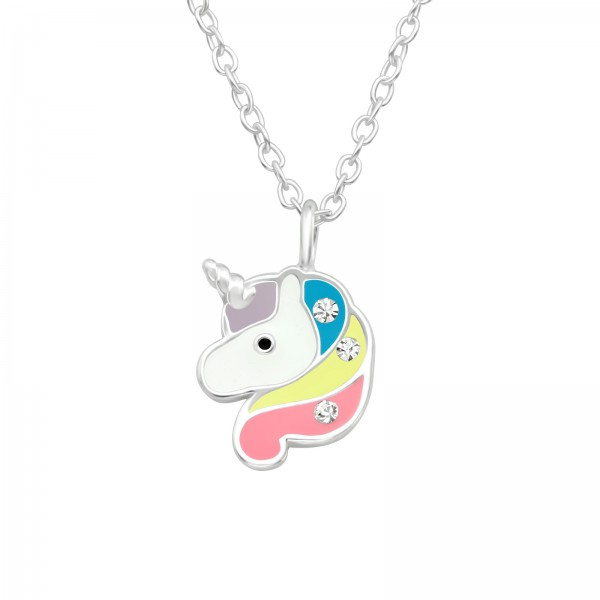 Necklace FORZ25-TOP-JB13774-N1/CRY/40425