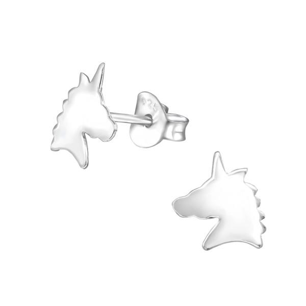 Plain Ear Stud ES-APS2672-FLAT/29629