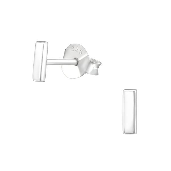 Plain Ear Stud ES-APS4012-0.8M/38464