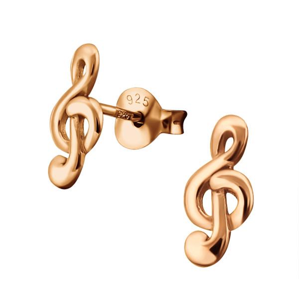 Plain Ear Stud ES-JB6226 RGP/21737