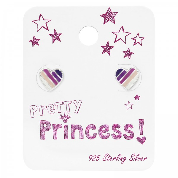 Set & Jewelry on Card C5-ES-APS1546 PUR/34112