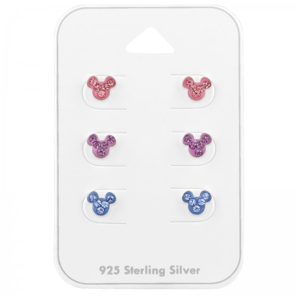 Set & Jewelry on Card CC-APS2821 LT.RO-LT.AM-LT.SAP/39680