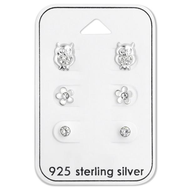 Set & Jewelry on Card CCN-OW10/ES-74/ES-04/28476