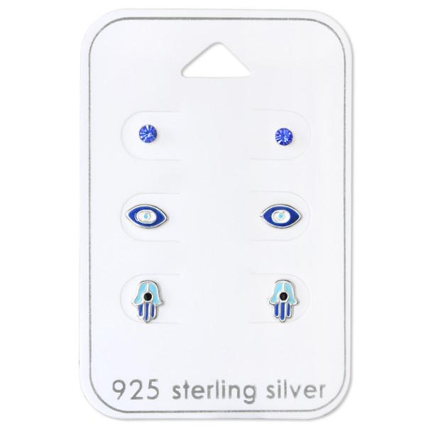 Set & Jewelry on Card ES-03/ES-APS1964-BL/ES-APS1979 LT.BL/30767