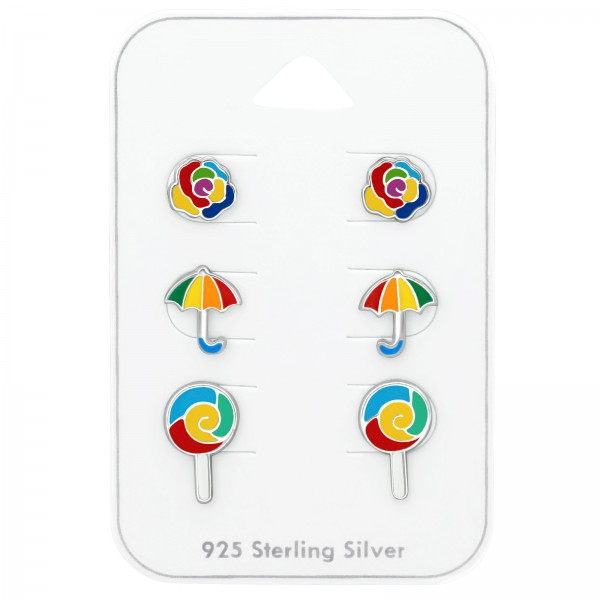 Set & Jewelry on Card ES-APS1434-RB-ES-APS2190-ES-APS3224/38723