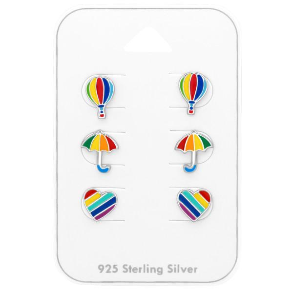 Set & Jewelry on Card ES-APS2191 RB/ES-APS2190 RB/ES-APS1546 RB/38722