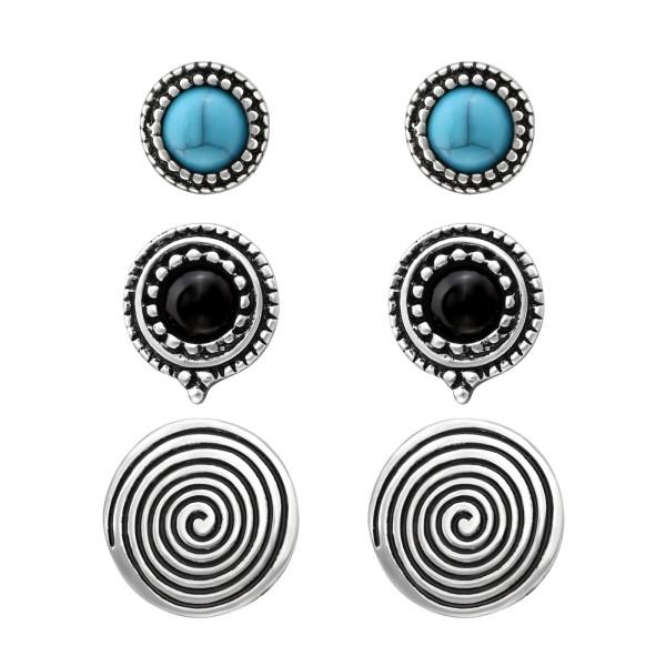 Earrings & Studs LJE-17255/35965