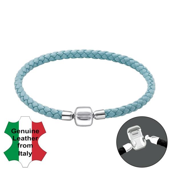 Bead Bracelet BDBR-RD-19CM-BL/22505