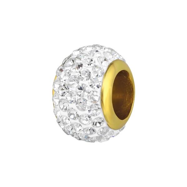 Jeweled Bead AD-037S GP /33046