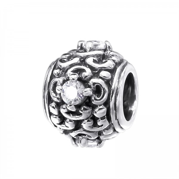 Jeweled Bead BD-JB1045 OX/12041