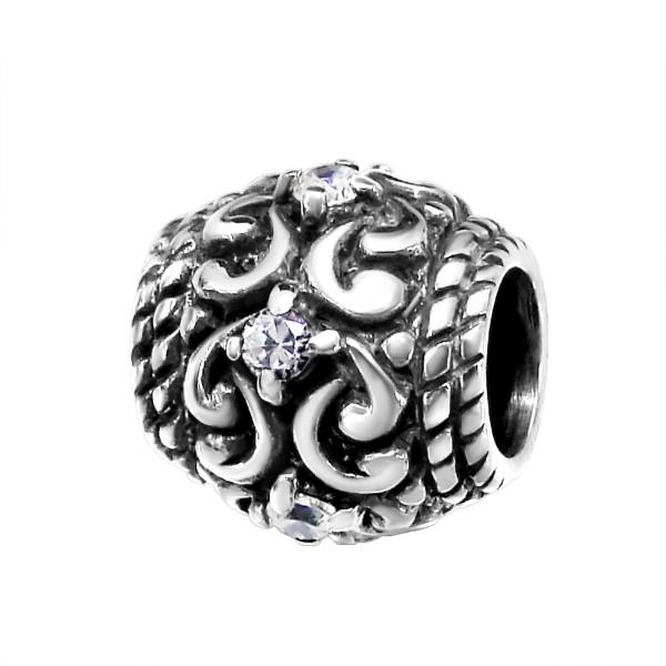 Jeweled Bead BD-JB1047 OX/12042