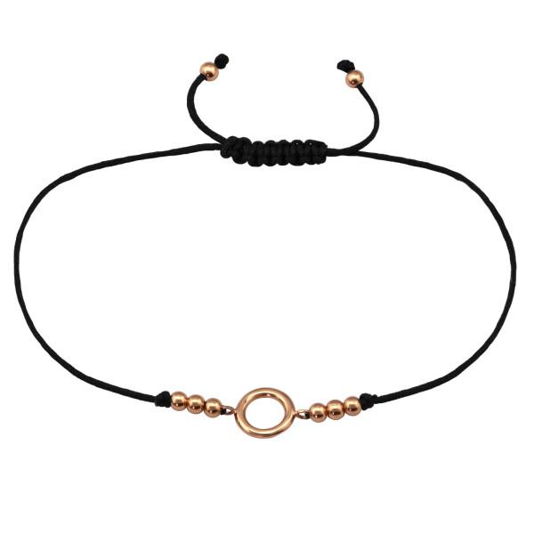 Corded Bracelet CDBR1-JB6124-SB3x8-RGP/33148