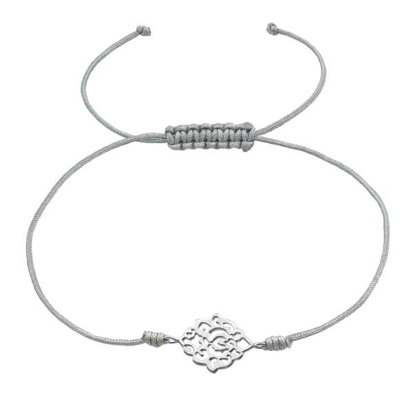 Corded Bracelet CDBR1-JB6969 LT.GREY/37374