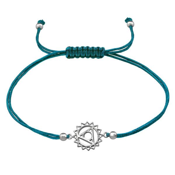 Corded Bracelet CDBR2-JB10301-SB3X4-RP BL.GRE/39009