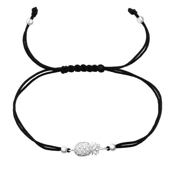 Corded Bracelet CDBR2-JB10725-SB3x4/38129