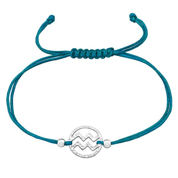 Corded Bracelet CDBR2-JB10805-SB3X2 DK.TQ/39006