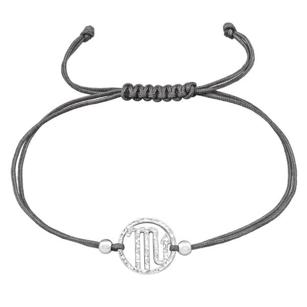 Corded Bracelet CDBR2-JB10806-SB3X2 DK.GREY/39008
