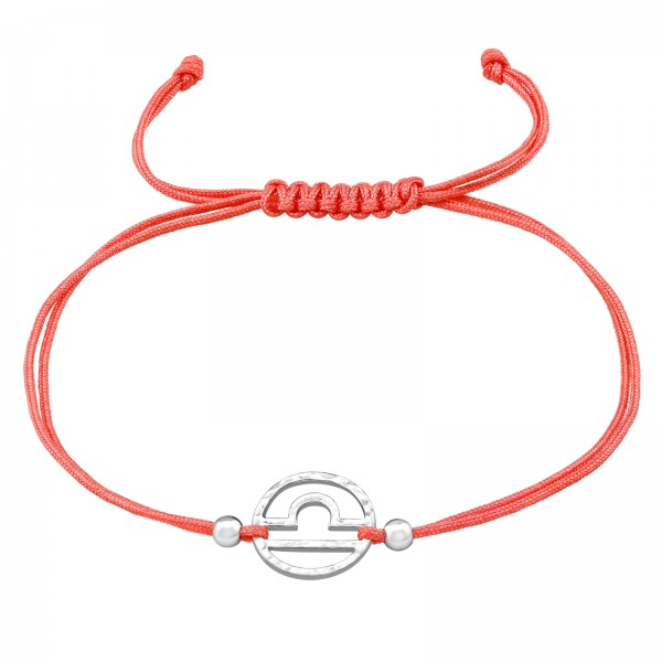 Corded Bracelet CDBR2-JB10807-SB3X2 CORAL/39000