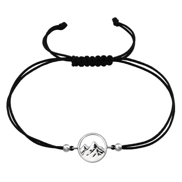 Corded Bracelet CDBR2-JB12167-SB3x2 OX/37899