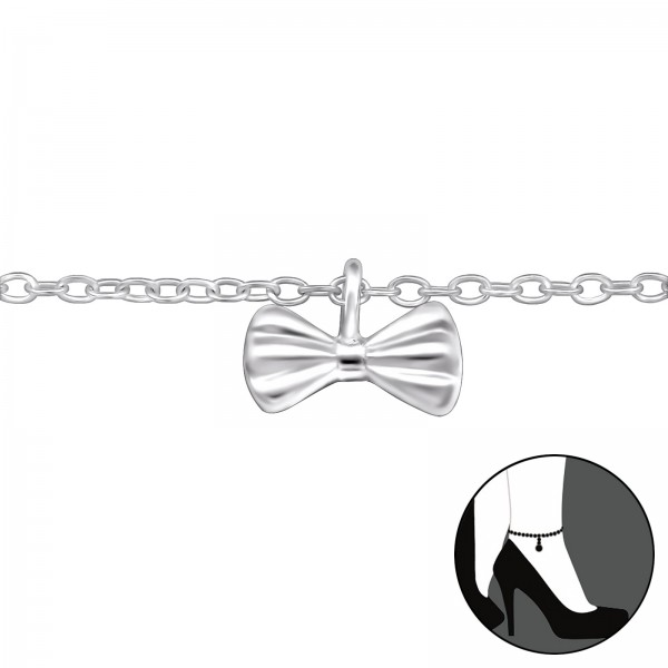 Silver Anklet FORZ25-ANK-TOP-JB5765/30319
