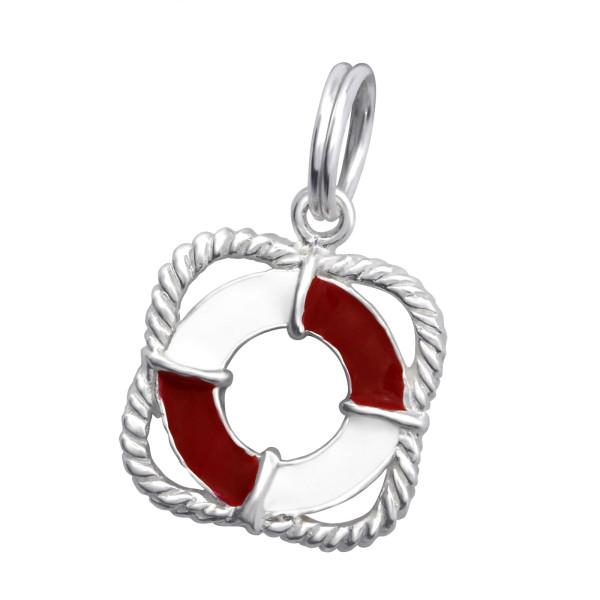 Charm with Split ring SR-JB3552/29952