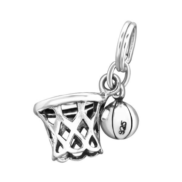 Charm with Split ring SR-JB3555 OX/29900