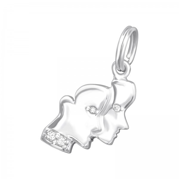 Charm with Split ring SR-JB4217/20006