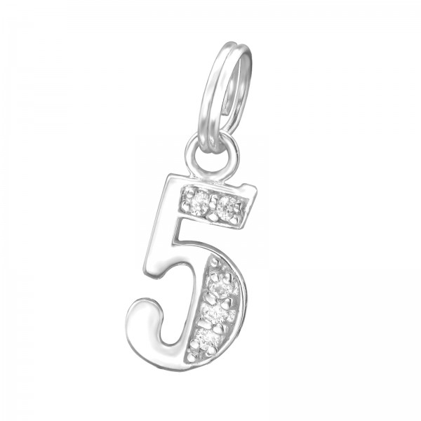 Charm with Split ring SR-JB6347/30106