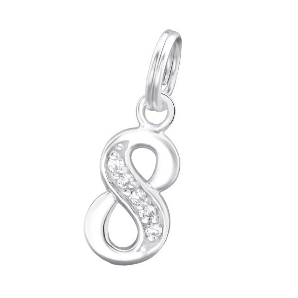 Charm with Split ring SR-JB6350/30109