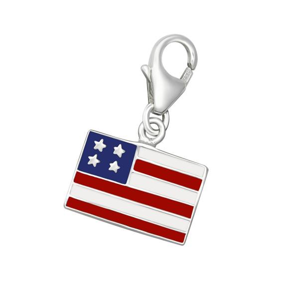 Clip on Charm CH-JB4219 USA/10200