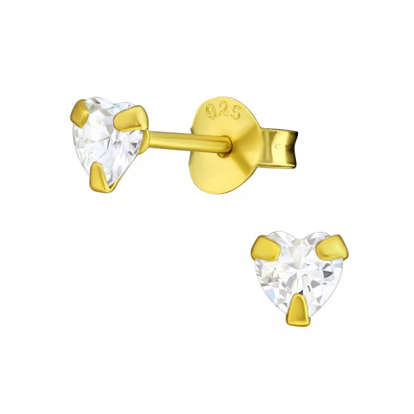 Basic Ear Studs CESH-4 GP/21809