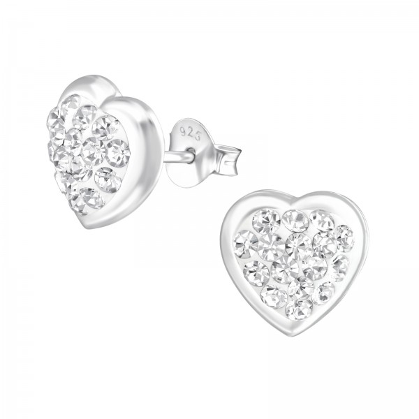Crystal Ear Studs CC-APS1227-CV (PP-12)/16574