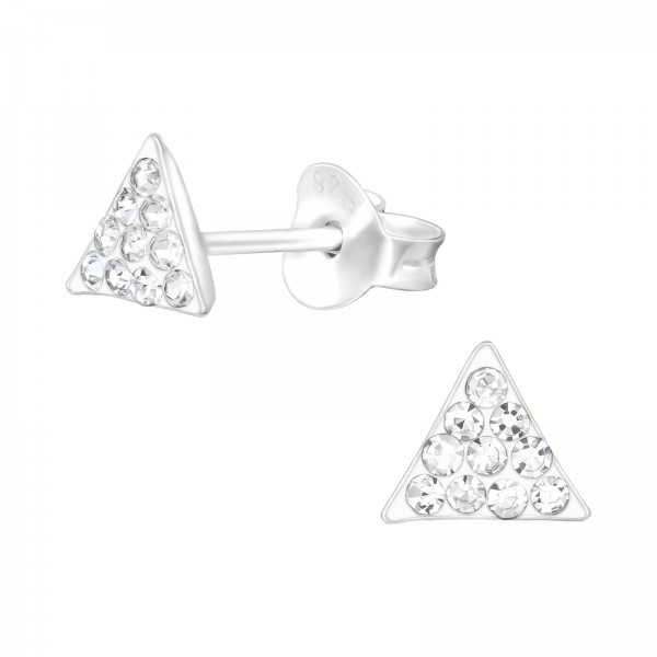 Crystal Ear Studs CC-APS1500 PP5/41020