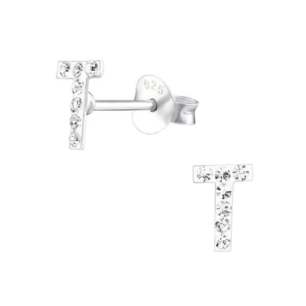 Crystal Ear Studs CC-APS1516/31450