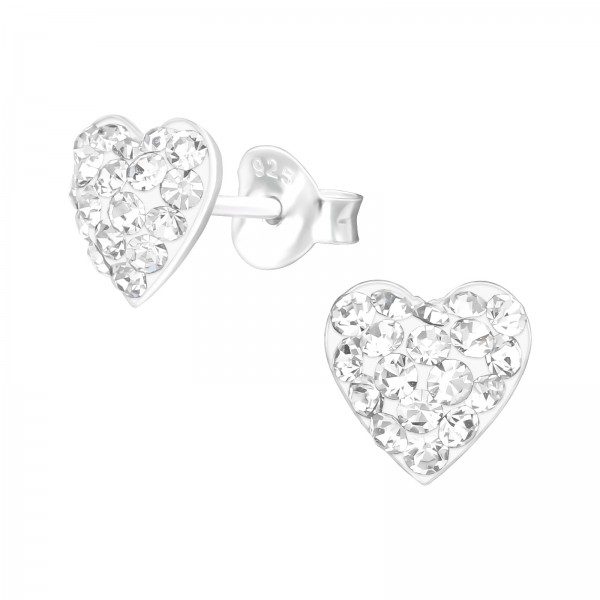 Crystal Ear Studs CC-APS1800-CV/39047