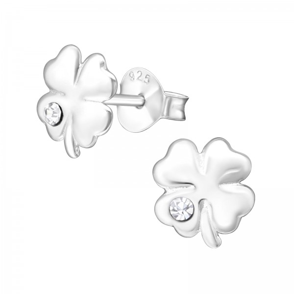 Crystal Ear Studs ES-APS1364/26239