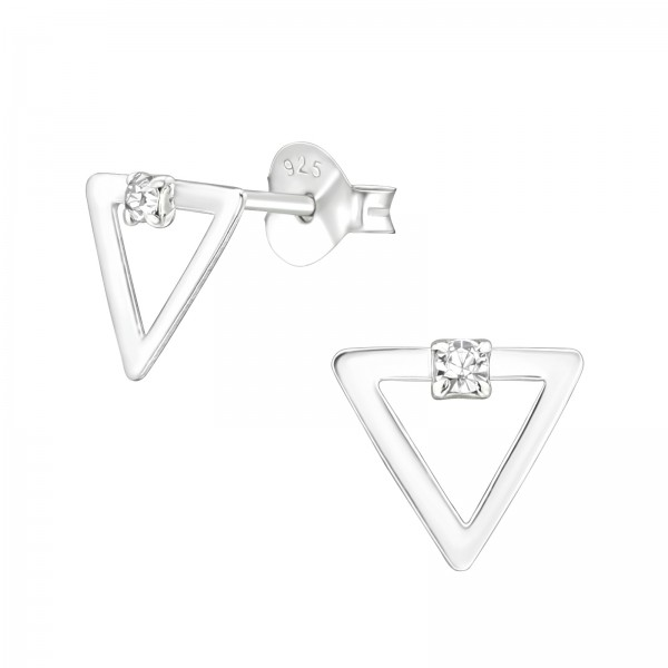 Crystal Ear Studs ES-APS2690-A-0.4M-ESJ12/37022