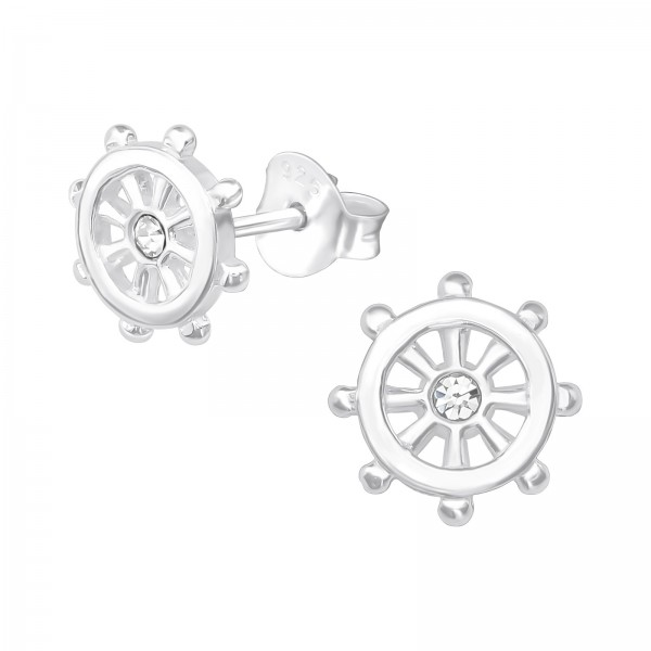 Crystal Ear Studs ES-JB6160/19324