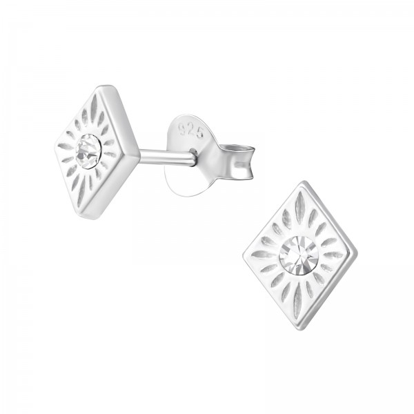 Crystal Ear Studs ES-JB9458/36626