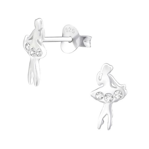 Crystal Ear Studs ES-JB9971/32057