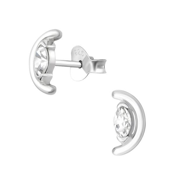 Cubic Zirconia Ear Studs ES-JB11120/36146