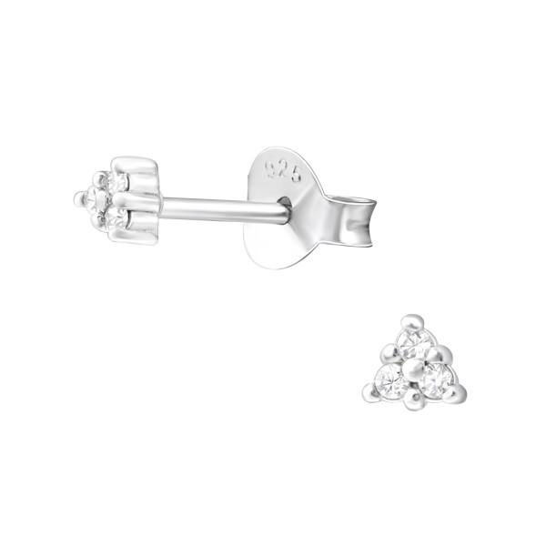 Cubic Zirconia Ear Studs ES-JB11379/36624