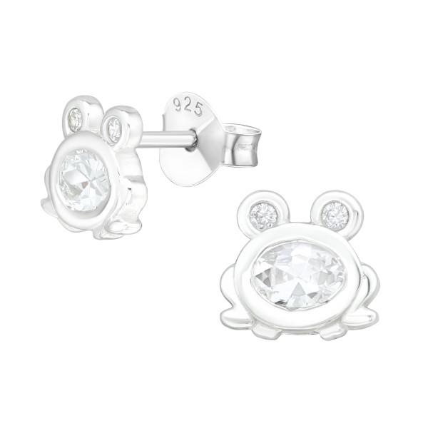 Cubic Zirconia Ear Studs ES-JB13017/40131