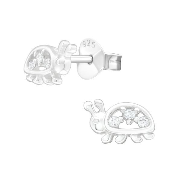 Cubic Zirconia Ear Studs ES-JB13049/40133